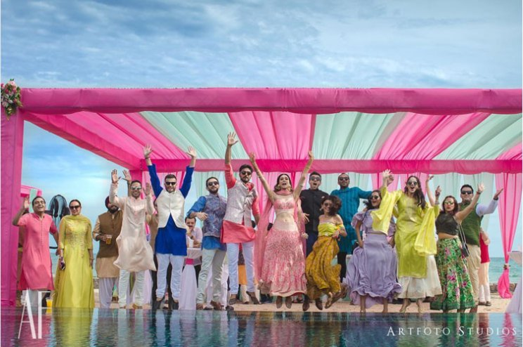 Intimate Thailand wedding | Trending AF in 2017 – Some of the NEW WEDDING TRENDS you need to know!
