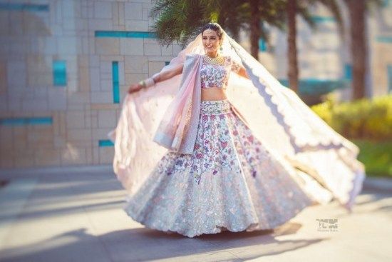 Masoom in Anamika Khanna | #Trending & HOW - Choose your bridal Lehenga colour from the HOTTEST colours of 2017!