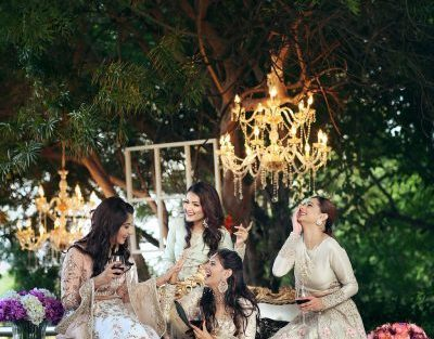 Bridesmaid shoot by wedmegood| Create memories with your BFF– Bridesmaids photoshoot Ideas WE LOVED!
