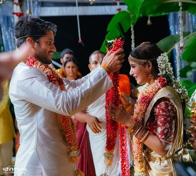 Hindu ceremony| #CHAYSAM wedding - A Movie worthy celebration of love – that WE LOVED!