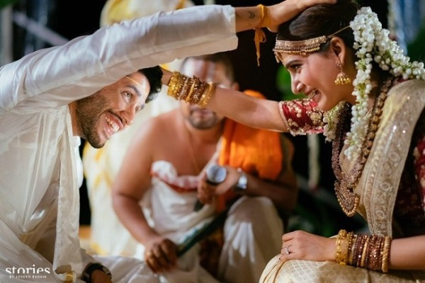 Gleaming with joy| #CHAYSAM wedding - A Movie worthy celebration of love – that WE LOVED!