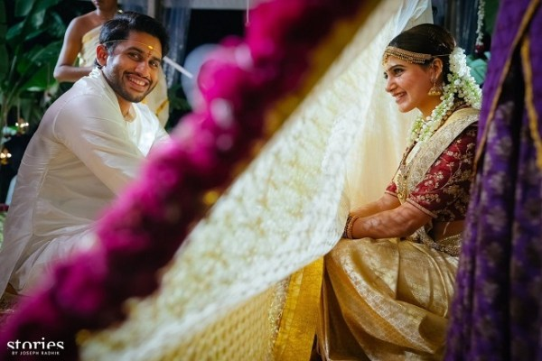 Phoolon ki chadar at #ChaySam | #CHAYSAM wedding - A Movie worthy celebration of love – that WE LOVED!