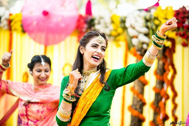 aditi and Rohan | Delhi weddng for a model bride | plush affairs photography