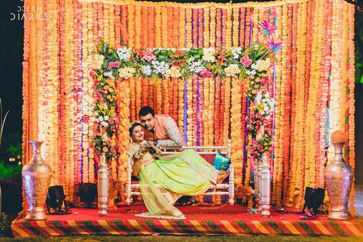 Anchal and Nikhil | super fun Goa Wedding by Crayon entertainment | destination wedding in Goa full of ideas