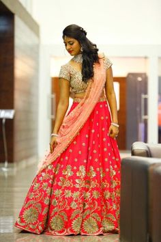 Actress Shravya in Koela | Bride with a budget - Affordable yet STUNNING bridal wear designers!