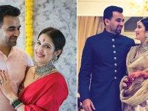 Zaheer & Sagarika | #CelebrityWedding – Trends to steal from Zaheer Khan & Sagarika's wedding that's unreal!