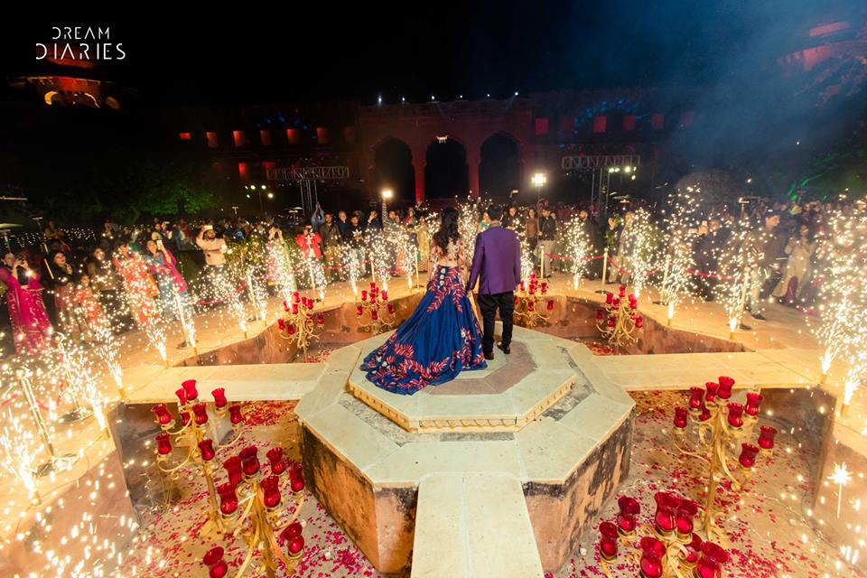 completely lit surroundings | Real Brides REVEAL - 6 mistakes you must avoid while planning your wedding