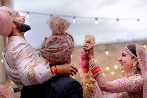 virat kolli and Nanushka sharma wedding in Tuscany