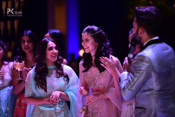 Alia at Kripa's sangeet | Glamour, Girls and Goals – Trending & how #TheMehtaWedding in Jodhpur & its Bollywood Bridesmaid!