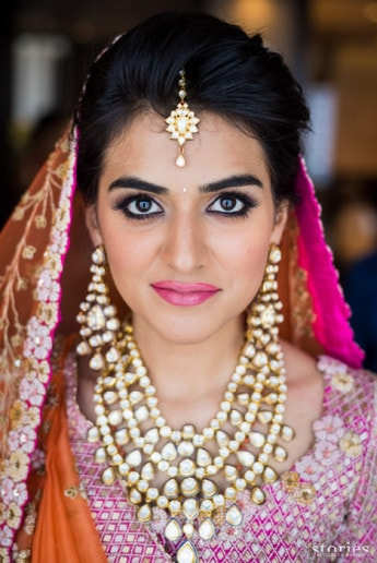 Shades of pink | #TrendingAF – Best Bridal Lipstick Shades to be a pouty bride! | Bridal Lip Colors