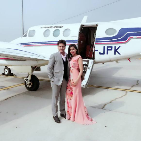 Plane proposal  Celebrate Love - Instaworthy Valentine Ideas for your darling