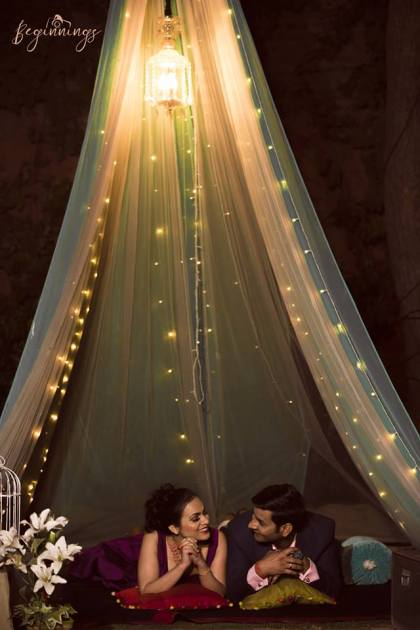 Canopy setting date | Celebrate Love - Instaworthy Valentine Ideas for your darling