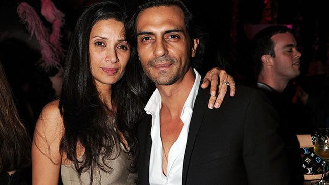 Arjun Rampal Divorce with Mehr Jessica