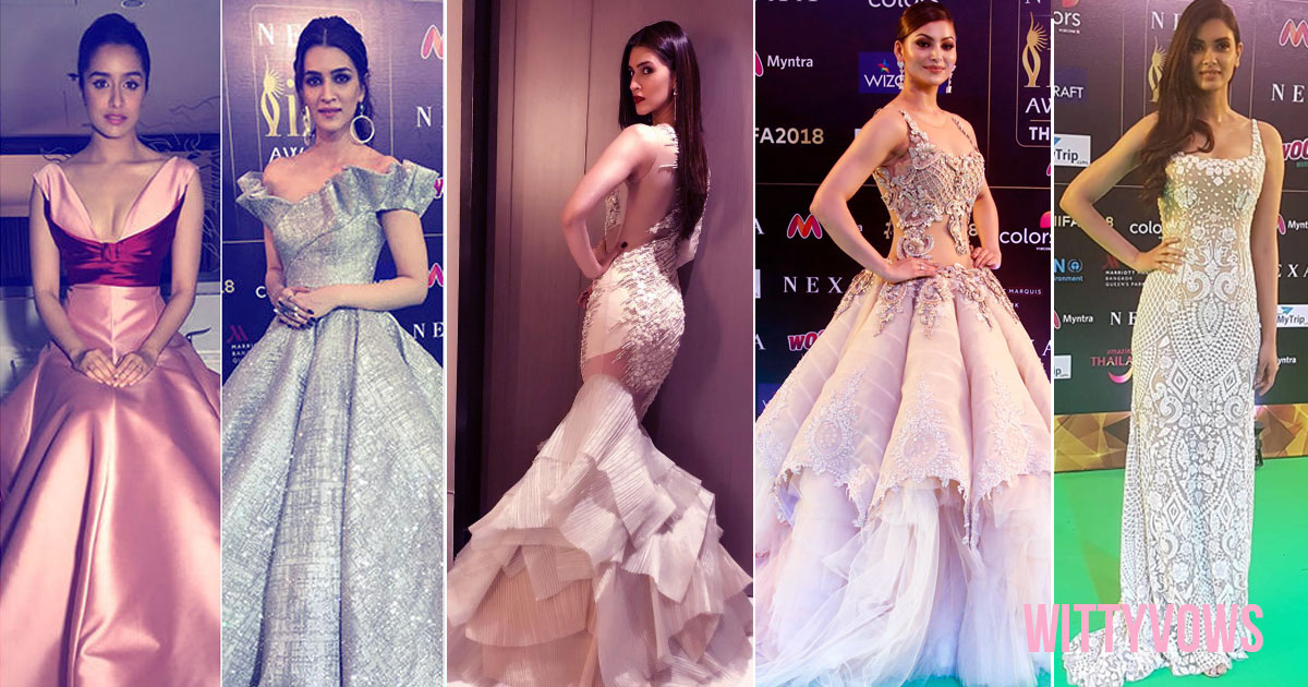 wedding trends form IIFA 2018