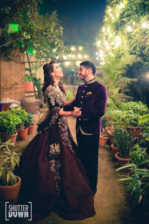 Matching outfits for bride and groom | Coordinated outfit ideas | Wedding dress inspirations | Match outfits | Candid couple shots | Indian Wedding Photographer |