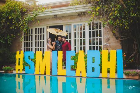 Abheshek & Smily - A Chandigarh Wedding full of fun photo   Wedding photo ideas   couple shoot pre wedding