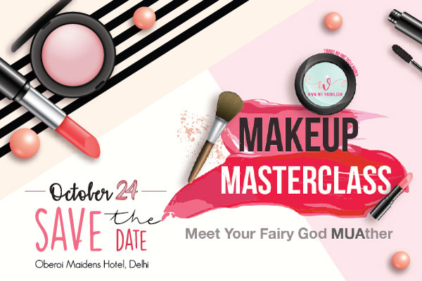 WittyVows Make Up Classes Delhi | Makeup Masterclass for brides