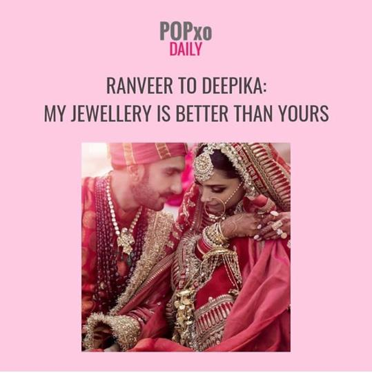 Deepika Padukone | Ranveer Singh | Deepika Ranveer Wedding | Destination Weddings | Lake Como | Italy | Outfits by Sabyasachi Mukherjee | Candid Pictures | Celebrity Weddings | Bollywood fashion | Indian Wedding Photography |