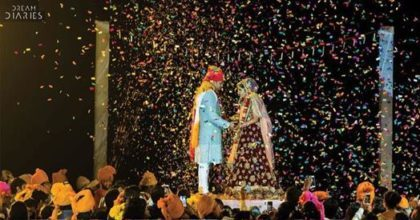 Jaimala Moments   Indian Wedding Photography   Confetti   Flower shower   Candid couple shots   Indian wedding Rituals   The Big fat Indian Weddings   How to make your Varmala Moments Stand out