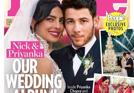 Priyanka Chopra and Nick Jonas Wedding | White Wedding | Celebrity Weddings |
