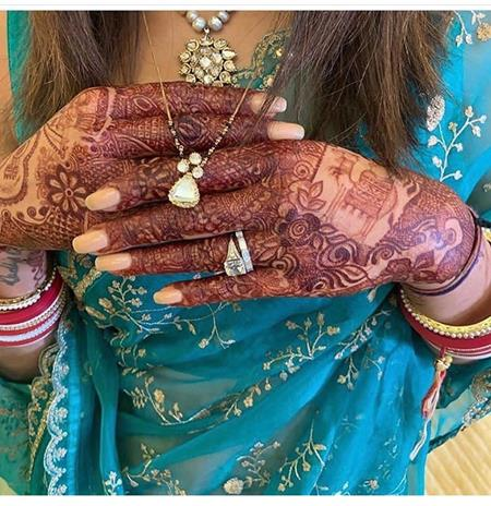 Priyanka Chopra and Nick Jonas Wedding | Sabyasachi Heritage Jewellery | Diamond Mangalsutra | Mangalsutra designs |