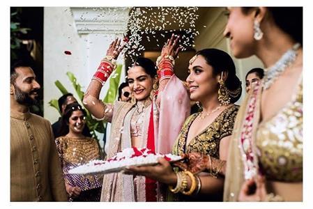 Sonam Kapoor and Anand Ahuja | Rani Mukherjee | Bidaai | Celebrity Weddings |