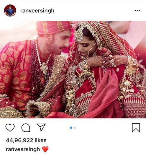 Deepika Padukone and Ranveer Singh Wedding | Sabyasachi Bride |