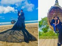 Destination Pre Wedding Shoot in Bali | Style by Yuga
