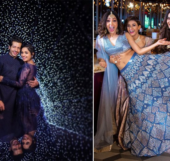squad goals from the Neeti Mohan wedding | indian bridesmaid goals