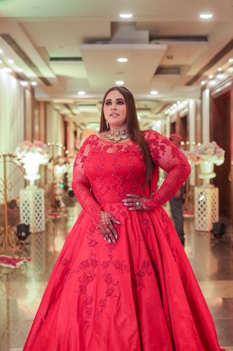 Sangeet outfit ideas | Curvy brides | Trending on Instagram