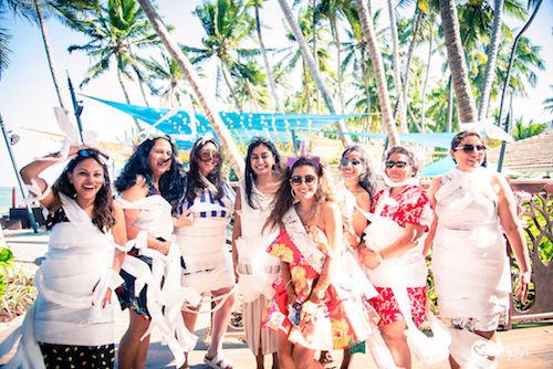 Bridal Shower by the beach | Fun Bachelorette | Beach weddings
