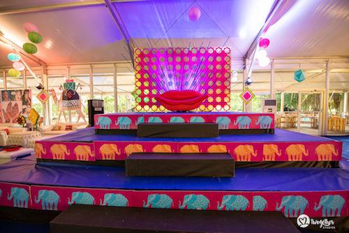 Kitschy decor | #pasha2019 | Destination weddings | Beach Wedding in Kenya |