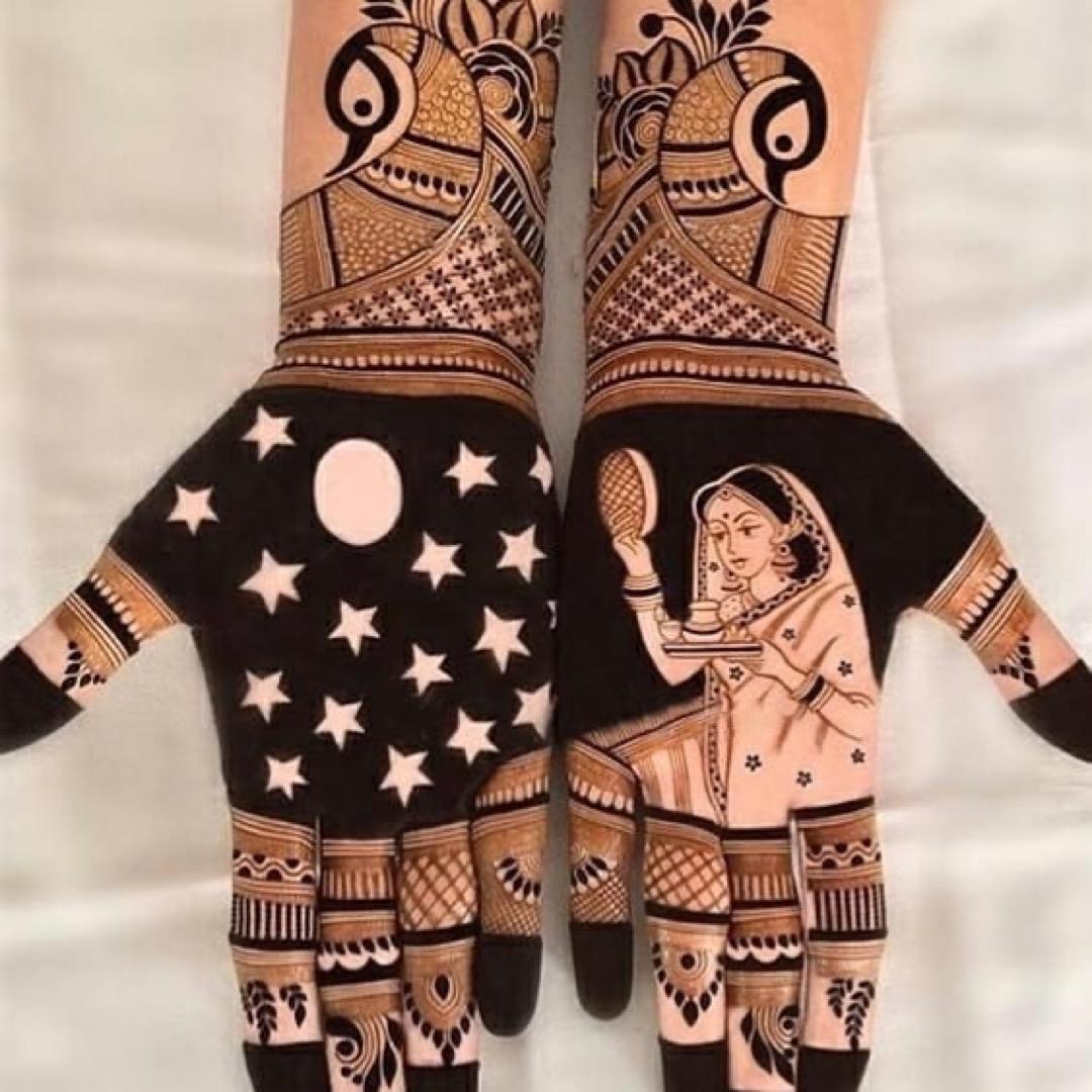 henna | indian bridal mehendi | indian bride | mehendi design | mehndi ceremony | portrait mehendi | bride mehendi | indian wedding | indian bridal | henna style