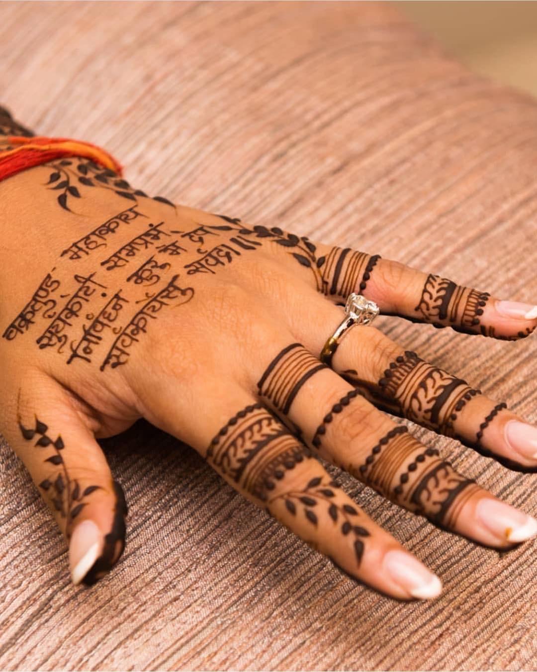 henna design | indian bridal mehendi | karvachauth | mehendi design | karvachauth special | first karvachauth | mehndi | henna style | indian bridal | oindian wedding | wedding vows | modern henna