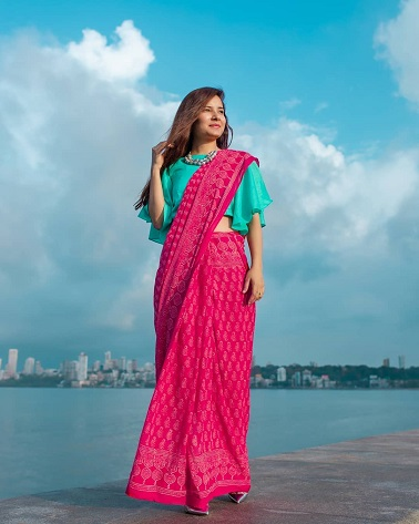 Indian Wedding Blog | Cotton Sarees for college girls | College fashion | trending new idead | Saree ideas |