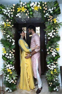 Hanna & Shahrukh   Couple goals   Romantic couple pictures   Adorable   Bride to be   getting married