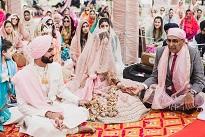 Candid wedding photography | Indian wedding Photographers | Pstel weddings in India