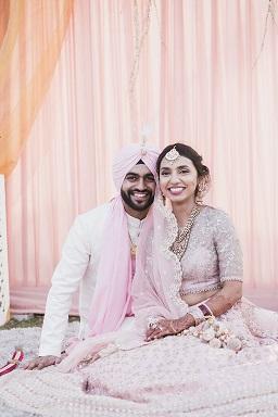 Pankhuri & Gobind | Anushree Reddy Brides | Sikh bride | Punjabi Weddings |