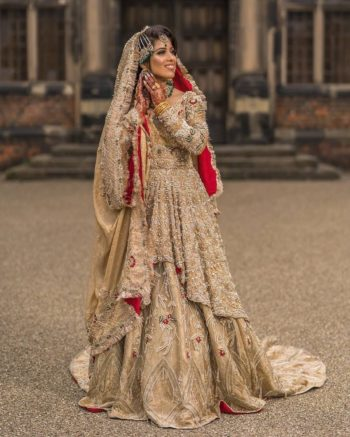 indian bridal trends 2020 layered lehenga for indian brides 2020 peplum blouse with bridal lehenga
