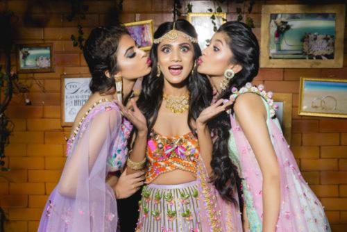 brdesmaid outfits #indianbridesmaid #budgetlengha