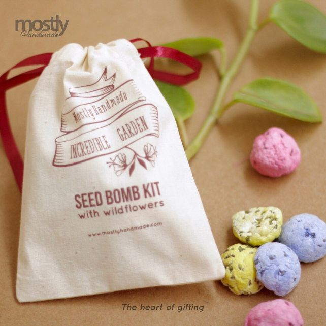paper seeds | Trending New Ideas for Wedding Gifts