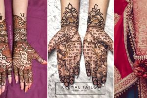 New henna design ideas