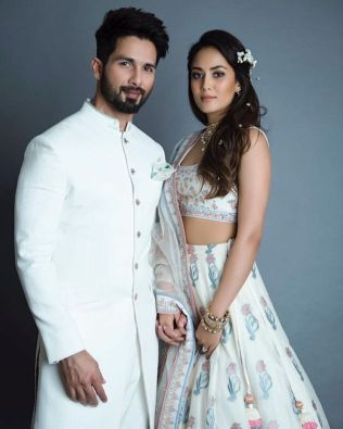 Mira Rajpoot & Shahid Kapoor | Bollywood Couple according to sunsign
