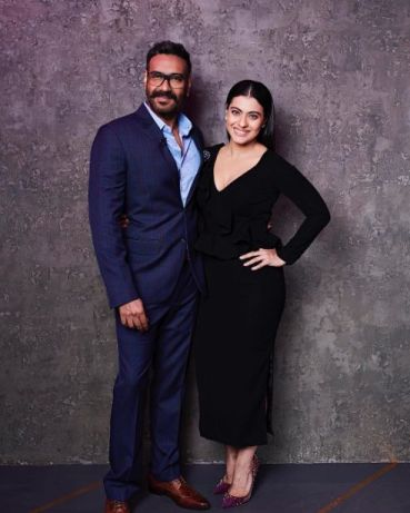Ajay DEvgan & Kajol   Bollywood Couple according to sunsign
