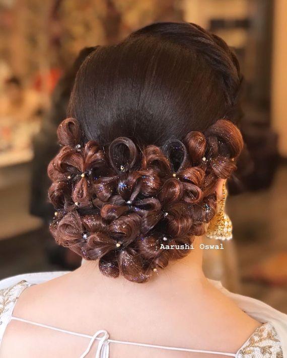 bun hair style ideas | Hair Style Accessories
