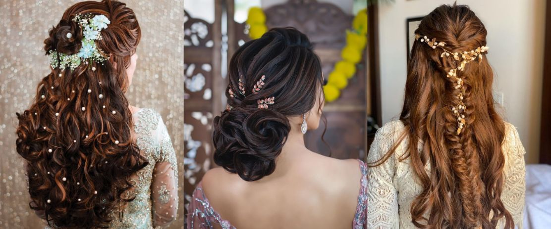 Hair style accessories for 2020 Indian weddings