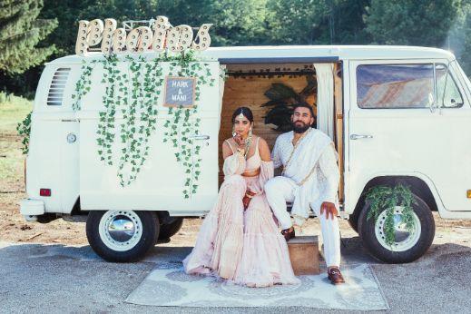 Indian Bloggers Wedding | Mani Jassal