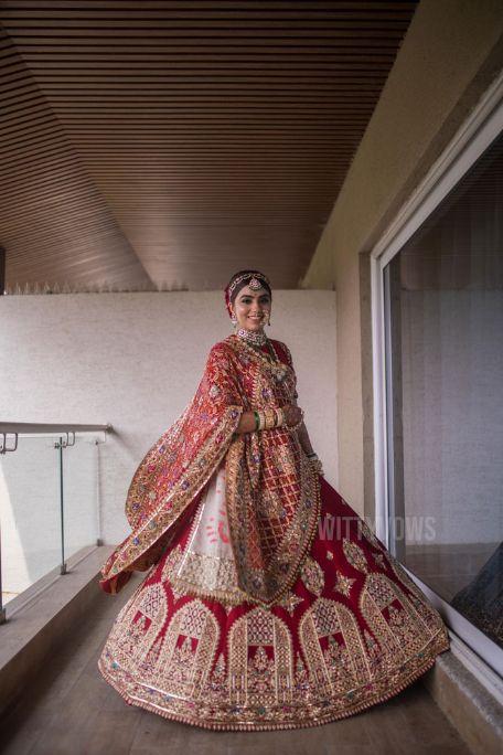 beautiful bride hiral khatri \ Stunning Gujarati Wedding