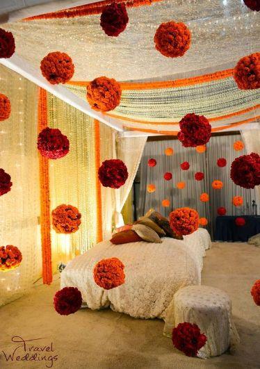 marigold flower decor ideas trending this wedding season | Wedding Planning Checklists