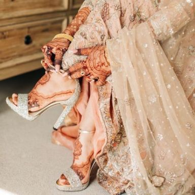Wedding Shoes | Indian bridal heels